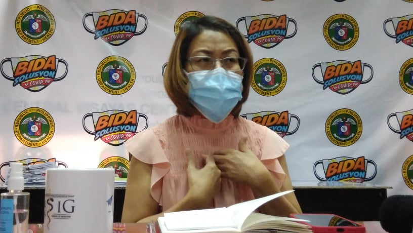 DOH-7 spokesperson, Dr. Mary Jean Loreche